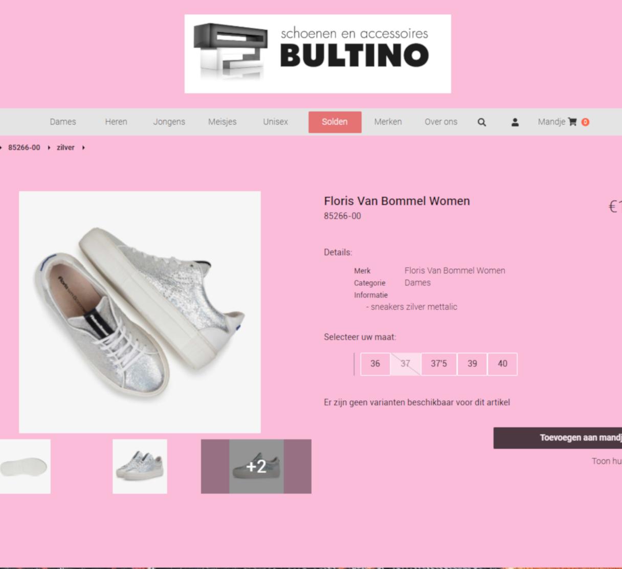 FashionManager Web - Bultino