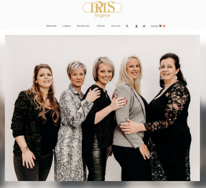 FashionManager Web - Lingerie Iris