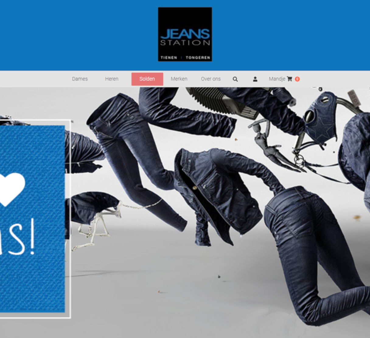 FashionManager Web - Jeans Station