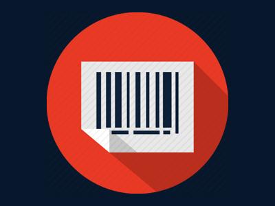Inloggen in kassa dmv. barcode