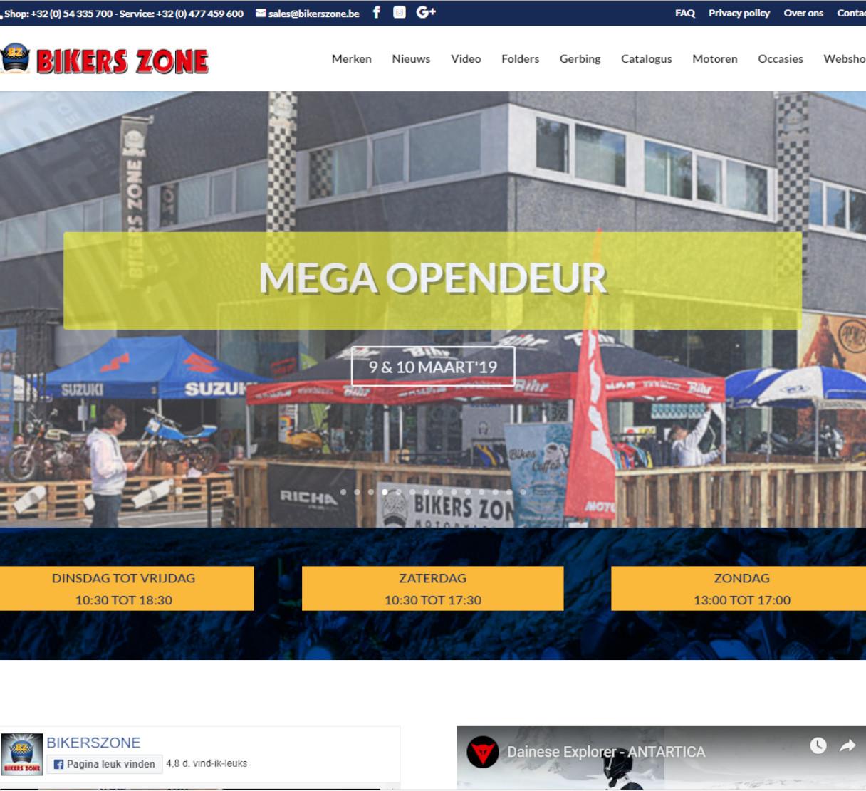 FashionManager Web - Bikerszone