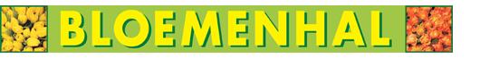 Bloemenhal - Logo