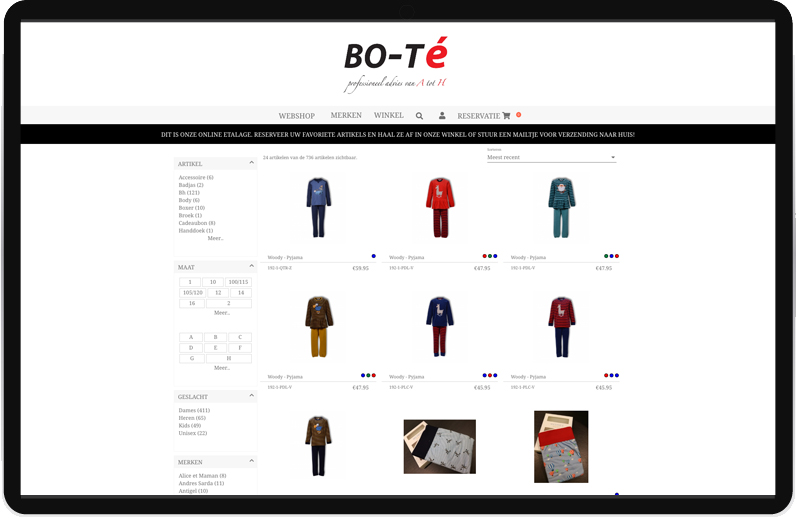 Website bote