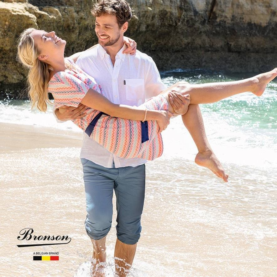 Bronson - A Belgian Brand