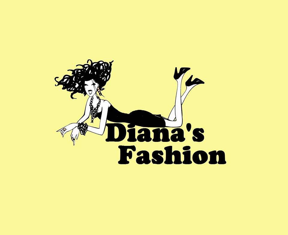 Diana's Fashion I Logo