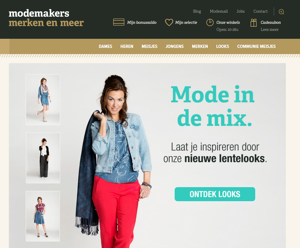 FashionManager Web - Modemakers