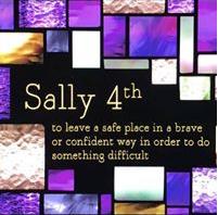 Sally 4th - Logo