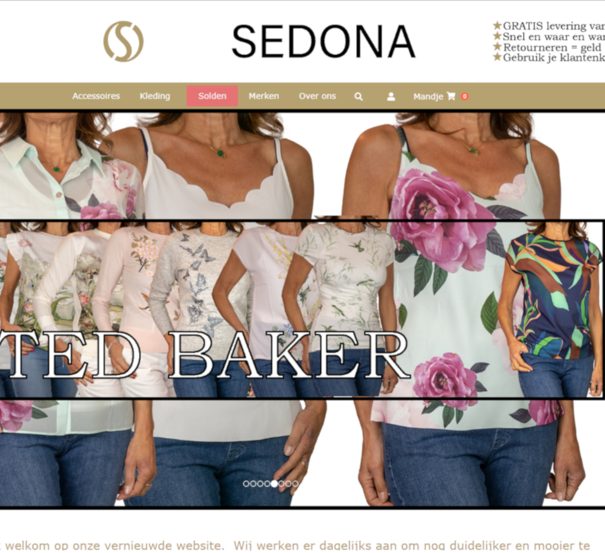 FashionManager Web - Sedona