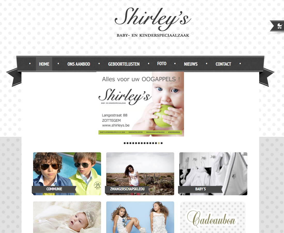 FashionManager Web - Shirley's
